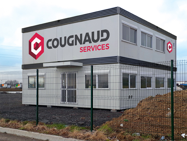 Photo actualité Collaboration avec Cougnaud Services